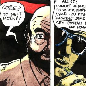 Komiks-odkaz